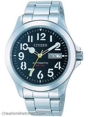 Citizen OXY Military Automatic NH7350-54E