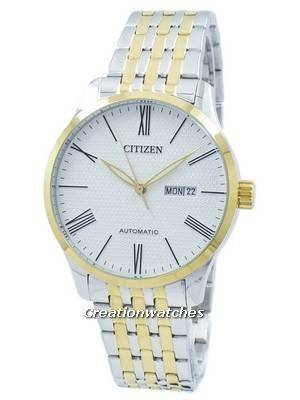 Citizen Analog Automatic NH8354-58A Men's Watch