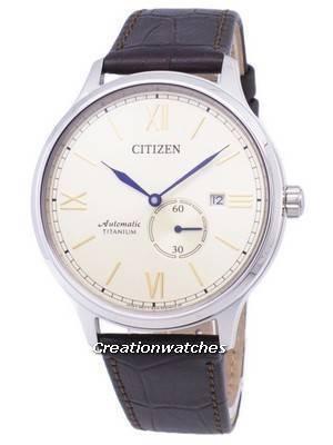 Citizen Super Titanium Automatic NJ0090-13P Men's Watch