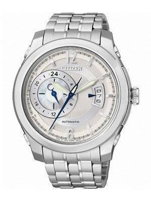 Citizen Automatic NP3000-54A Sapphire Mechanical Men's Watch