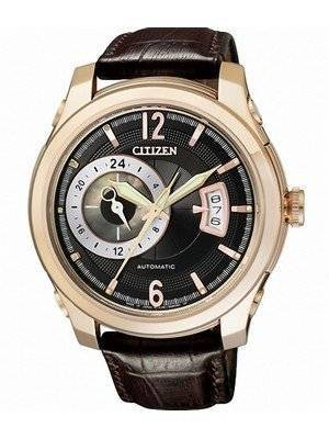 Citizen Automatic NP3013-01E NP3013 Sapphire Men's Watch