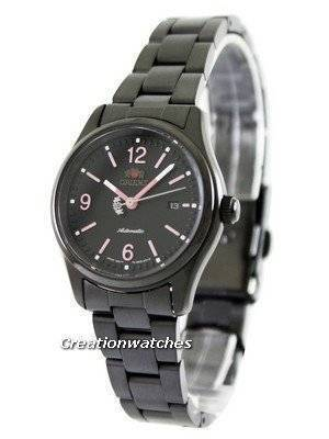 Orient Automatic Duo Black IP NR1R002A Women's Watch