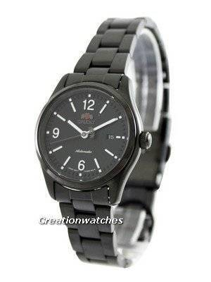Orient Automatic Duo Black IP NR1R002B Women's Watch