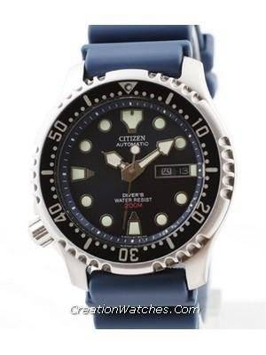 Citizen Promaster Automatic 21 Jewels 200m Diver's NY0040-17LB