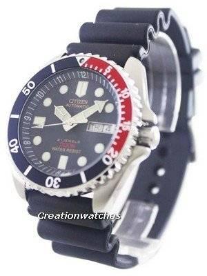 Citizen Promaster Diver 21 Jewels Automatic 200m NY2300-09LB