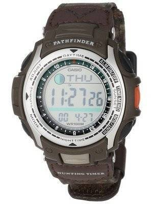 Casio Pathfinder Moon Phase Hunting Timer PAS410B-5V Men's Watch