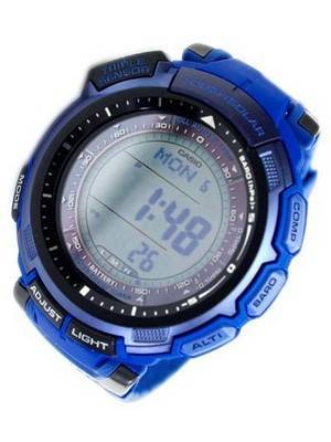 Casio Protrek Tough Solar Triple Sensor PRG-110C-2  PRG-110C Men's Watch
