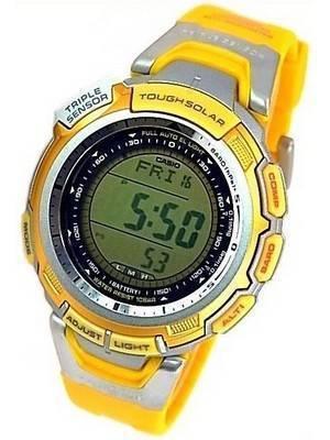 Casio Protrek Tough Solar Triple Sensor PRG-110C-9  PRG-110C Men's Watch