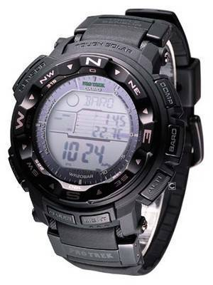 Casio Protrek Tough Solar Triple Sensor PRG-250-1A Watch