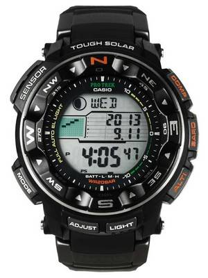 Casio Protrek Solar Power PRG-250-1 Mens Watch