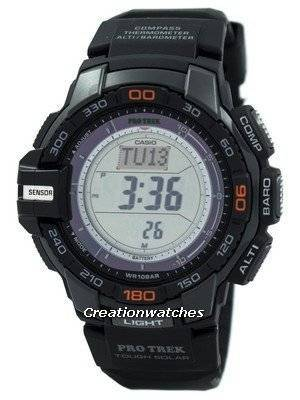 Casio Protrek Triple Sensor Tough Solar PRG-270-1D PRG-270-1 Watch