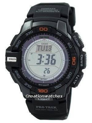 Casio Protrek Triple Sensor Tough Solar PRG-270-1D PRG-270-1 Watch