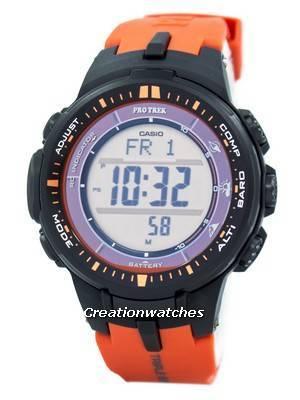 Casio Protrek Triple Sensor Atomic PRW-3000-4D Watch