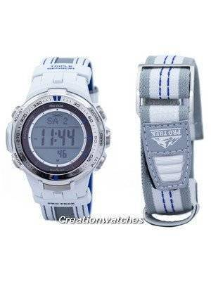 Casio Protrek Digital Atomic Tough Solar Triple Sensor PRW-3000G-7D PRW3000G-7D Watch