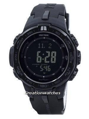 Casio Protrek Radio-Controlled Multi Band 6 Tough Solar PRW-3100Y-1B Men's Watch