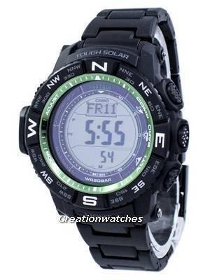 Casio ProTrek Multiband 6 Radio Controlled Tough Solar PRW-3510FC-1 PRW3510FC-1 Watch