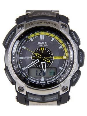 Casio Protrek Tough Solar PRW-5000T-7JF PRW-5000T Men's Watch