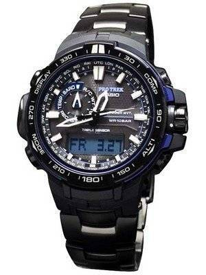 Casio Protrek Triple Sensor Atomic PRW-6000YT-1BJF Watch