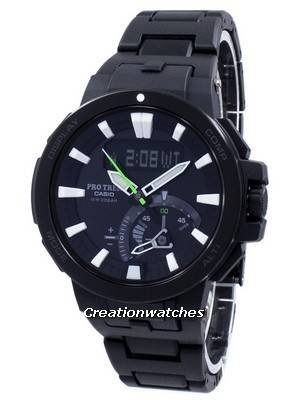 Casio Protrek Analog-Digital Atomic Triple Sensor PRW7000FC-1 PRW-7000FC-1 Watch