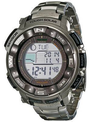 Casio ProTrek Radio Controlled Solar PRW-2500T-7ER Mens Watch
