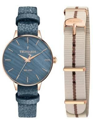 Relógio de quartzo Trussardi T-Evolution R2451120506 mulheres
