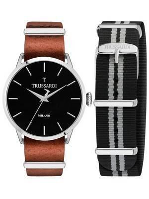 Trussardi T-Evolution Quartz R2451123006 Men's Watch