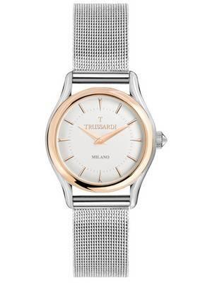 Relógio de quartzo Trussardi T-luz R2453127503 mulheres