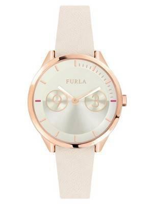 Relógio Furla Metropolis quartzo R4251102542 feminino