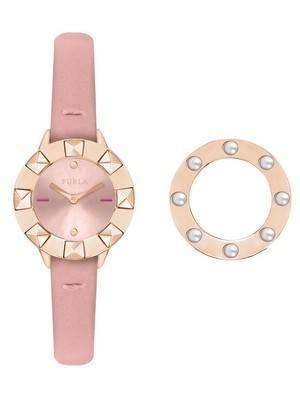 Relógio Furla clube quartzo R4251116501 feminino