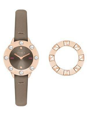 Furla Club Quartz R4251116503 Women's Watch