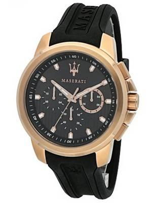Maserati Sfida Chronograph Quartz R8851123008 Men's Watch