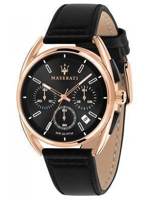 Maserati Trimarano Chronograph Quartz R8871632002 Men's Watch