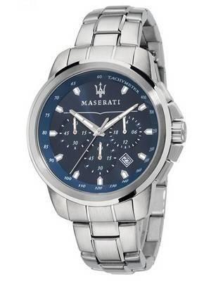 Maserati Successo Chronograph Tachymeter Quartz R8873621002 Men's Watch