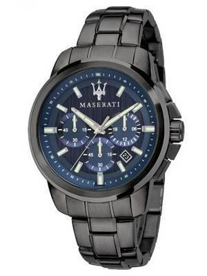 Maserati Successo Chronograph Quartz R8873621005 Men's Watch
