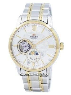 Orient Classic Sun & Moon Automatic RA-AS0001S00B Men's Watch