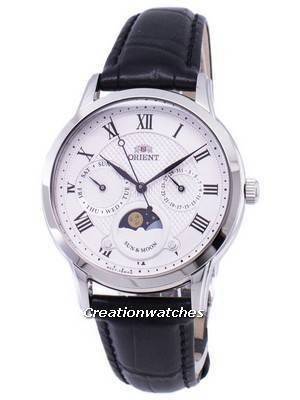 Orient Sun And Moon Quartz RA-KA0006S10B Women's Watch