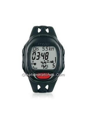 Polar Running Multisport Heart Rate Monitor Watch RS625x RS625