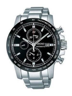 Seiko Brightz Phoenix Automatic Chronograph Watch SAGH001