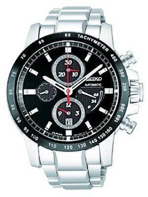 Seiko Brightz Phoenix Automatic Chronograph Power Reserve Watch SAGH007