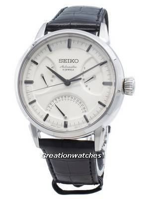 Seiko Presage Automatic Power Reserve 31 Jewels SARD009 Men's Watch