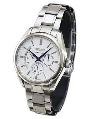 Seiko Presage Automatic Power Reserve Japan Made SARW021 Men's Watch