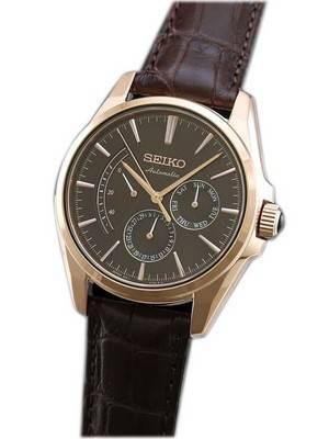 Seiko Presage Automatic Power Reserve Japan Made SARW034 Men's Watch