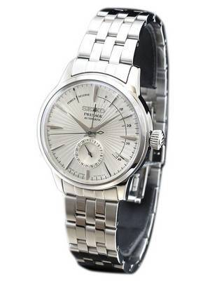 Seiko Presage Automatic Japan Made Power Reserve SARY079 (SSA341J1) Men's Watch