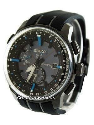 Seiko Astron GPS Solar SAS033J1 SAS033J SAS033 Men's Watch