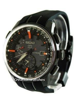 Seiko Astron GPS Solar SAS035J1 SAS035J SAS035 Men's Watch