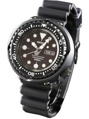 Seiko MarineMaster Professional 1000M Diver Quartz SBBN013 Mens Watch