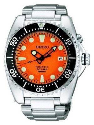 Seiko Prospex Kinetic Scuba Divers 200m SBCZ015 Watch
