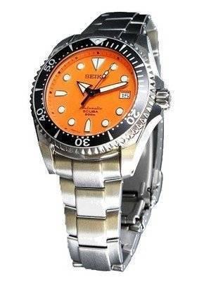 SEIKO Prospex 200M Titanium Diver 6R15 Automatic SBDC009