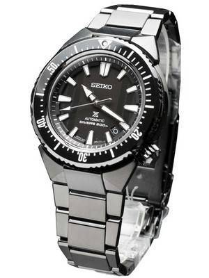 Seiko Prospex Automatic Diver's Trans Ocean Zero Halliburton 200M SBDC045 Men's Watch