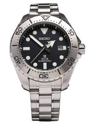 Seiko Prospex Solar Diver's 200M SBDJ009 Men's Watch